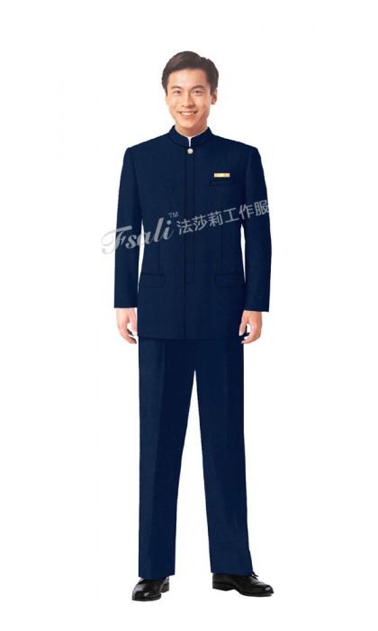 保安西装工作服