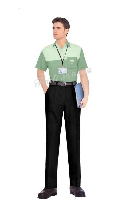 工作服短袖款
