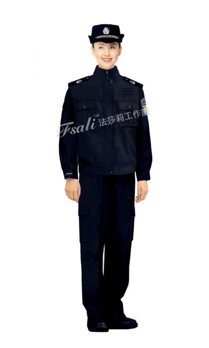 保安冬装夹克