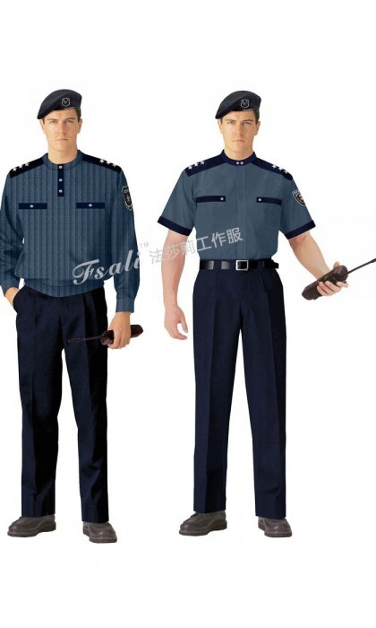 保安制服毛衫马夹