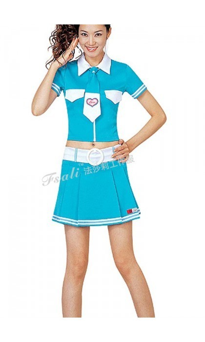 促销员服饰图片