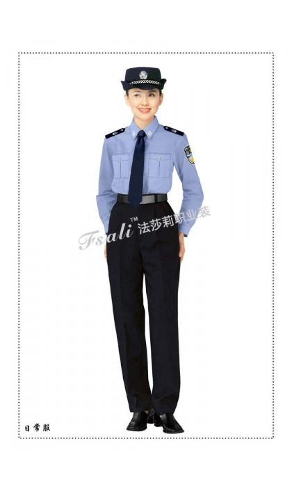 执法制服女装搭配