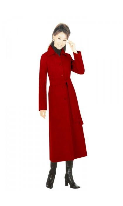 女士时尚大衣