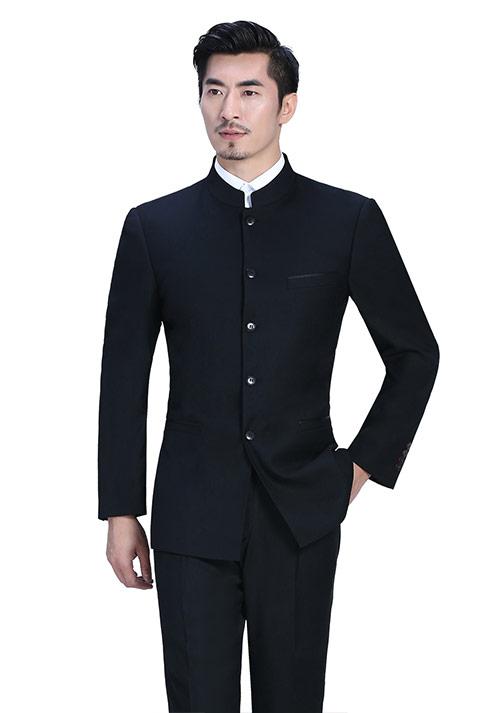 中式立领服装