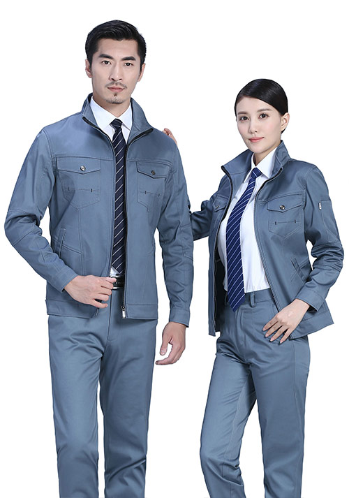 现在年轻人喜欢哪种工作服?定制工作服应该定制哪种